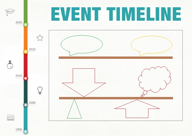 Event Timeline Templates Free PDF Excel Word - Event timeline template