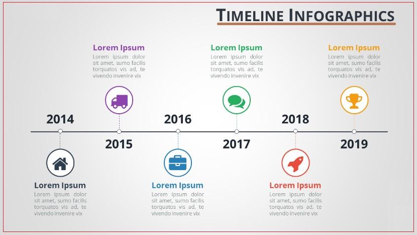 timeline infograhic templates 4 free pdf excel word
