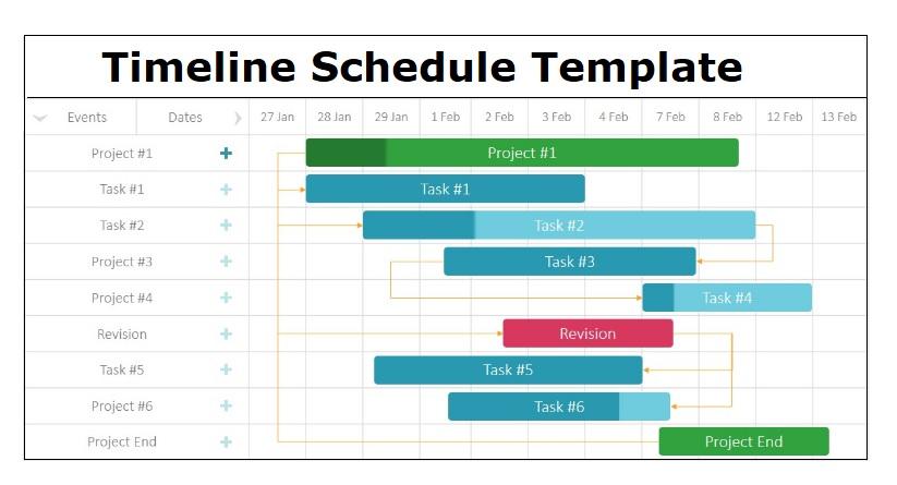 office timeline office timeline weekly work schedule