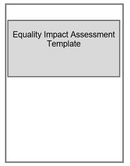 File Size : 0 Kb ...  Impact Assessment Template